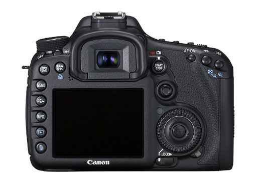 EOS 7D BACK