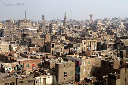Kahire piramitlerden ibaret değil!