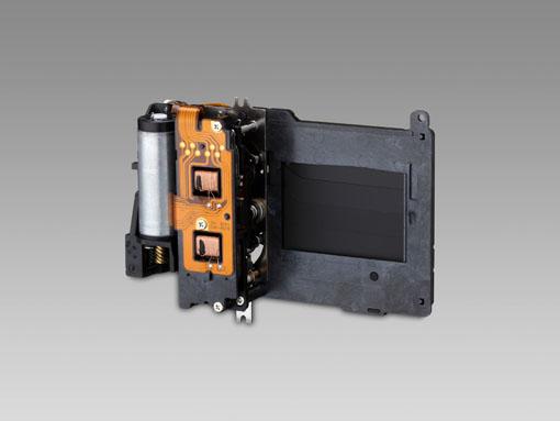 SHUTTER UNIT EOS 5D Mark II FSL