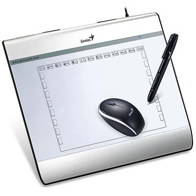 Yeni Genius MousePen i608X