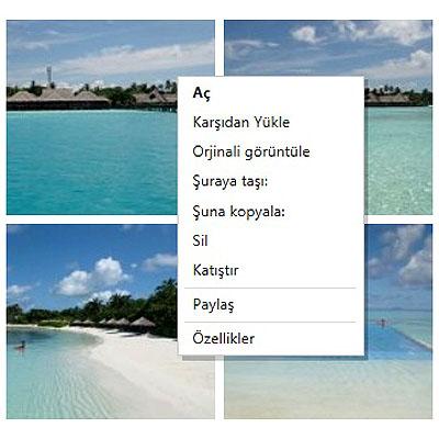 Yeni SkyDrive'da dosya paylaşmak çok kolay