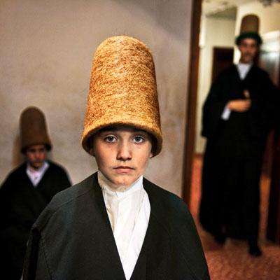 """""""Türkiye'de Zaman"""" Steve McCurry röportajı"""