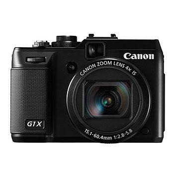 Canon PowerShot G1 X'i Tanıttı