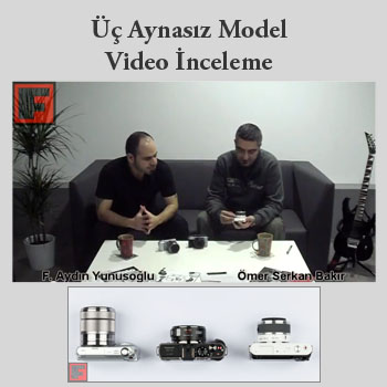 Üç Aynasız Model – Video