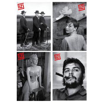 İz Dergisi Kapakları Sergisi