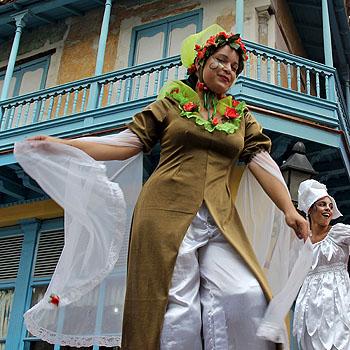 Küba'dan neşeli kareler