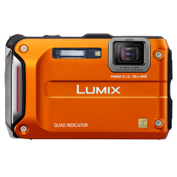 "Kaya Gibi ""Panasonic Lumix FT4"""