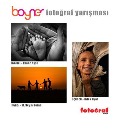 Boyner 2011 Fotoğraf Yarışması sonuçlandı