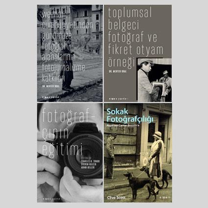 Dört yeni fotoğraf kitabı