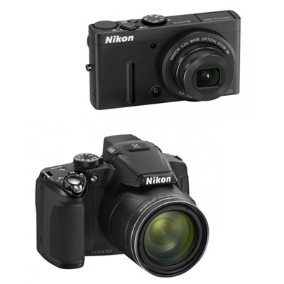 Nikon Coolpix P310 ve P510