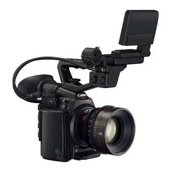 4K Destekli EOS C500
