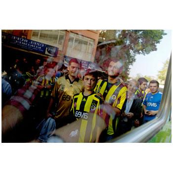 """""""Türkiye'de Zaman"""" Carolyn Drake röportajı"""