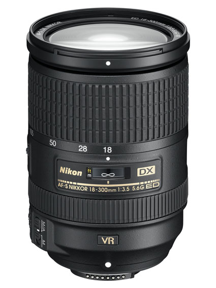 Nikon DX_18_300G