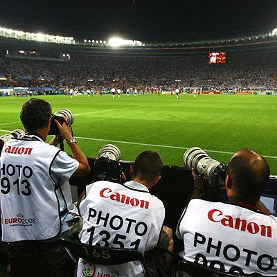 Germany v Spain – UEFA EURO 2008 Final