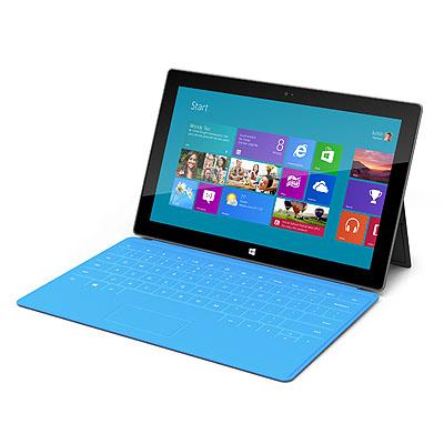 Microsoft Tablet Serisi Surface