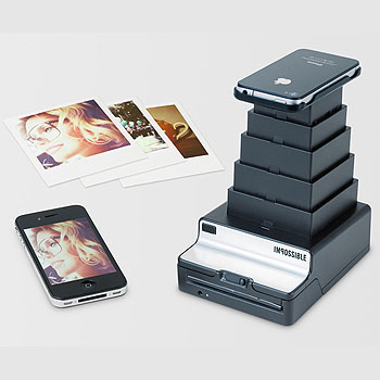 iPhone'la Polaroid baskı