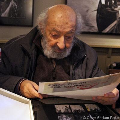 Ara Güler 2012