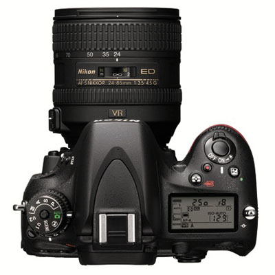 Nikon D600 İnceleme – 1