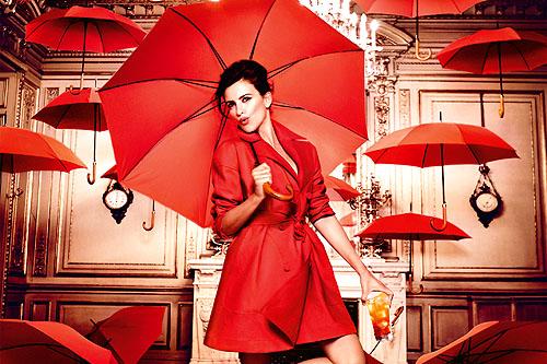 Penelope Cruz, 2013 Campari Takvimi'nde…