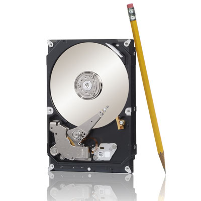 Seagate Video 3.5 HDD ile 480 saat HD video kaydı