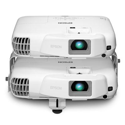 Epson projektörler ile zengin renkler…