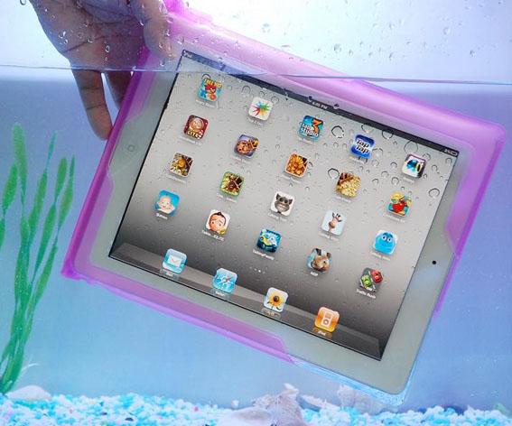 iPad'iniz Havuzda da Sizinle