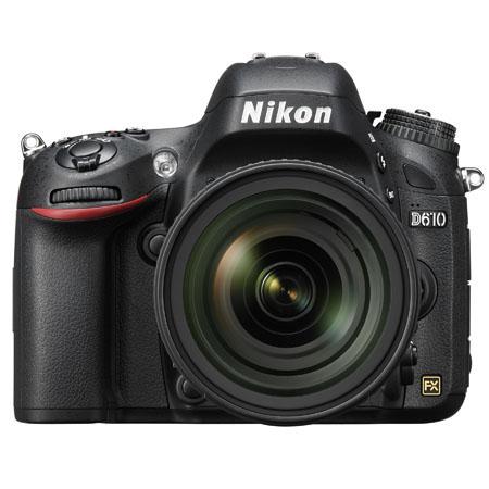 Nikon D610 geliyor