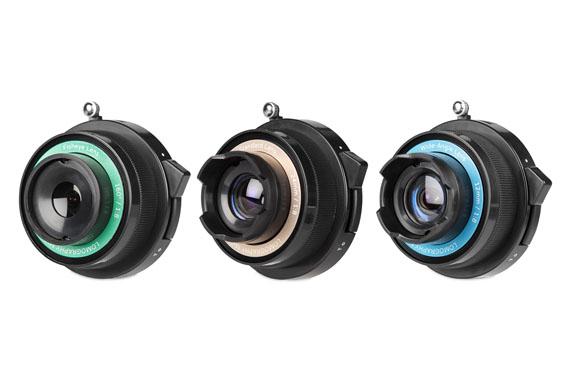 Deneysel Lomography Lens Kitleri