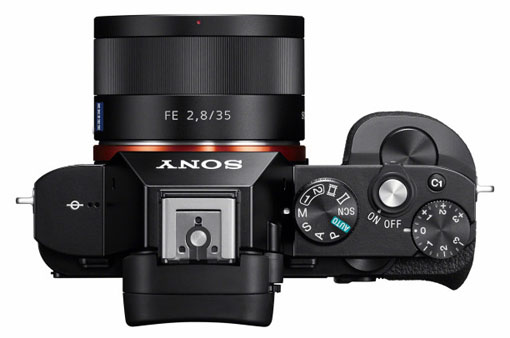 sony a7 ust
