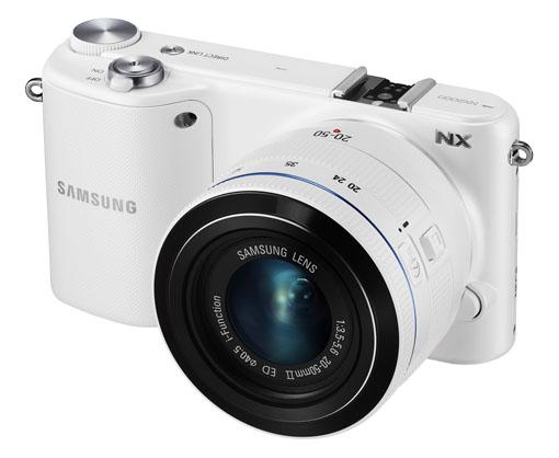 Samsung NX2000 Beyaz 6 k