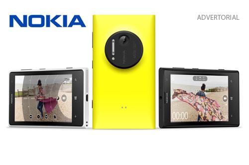 Nokia Lumia 1020 ile daha profesyonel kareler