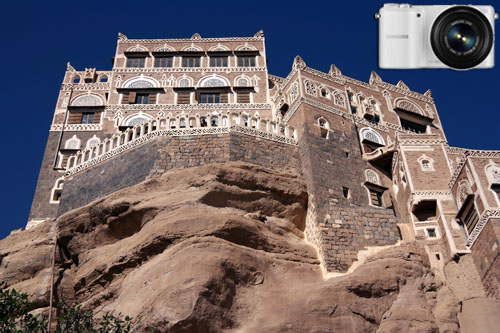 Samsung NX2000'i Yemen'de Test Ettik!