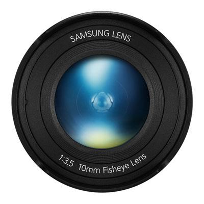 Samsung 10mm Balıkgözü Objektif