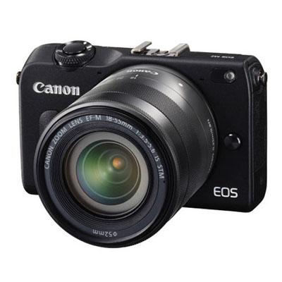 Canon Aynasızını M2 ile Güncelledi