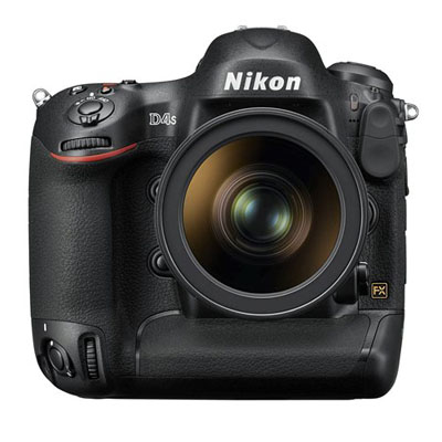 Nikon D4S'i duyurdu