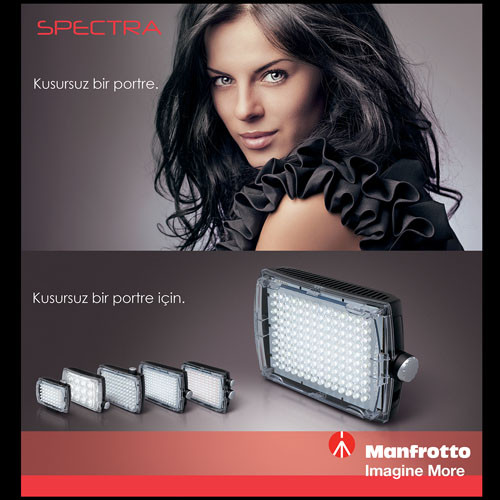 Manfrotto Spectra