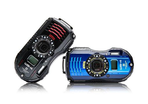 Pentax WG-4 ve WG-4 GPS