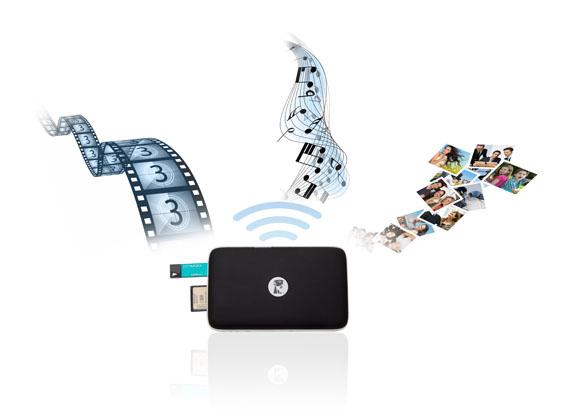 Kingston MobiLite Wireless G2