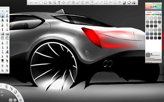 SketchBook Pro7