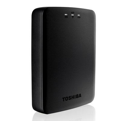 Toshiba Canvio Aerocast Kablosuz HDD