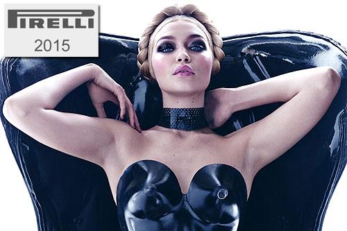 Pirelli 2015 Takvimi Çıktı!