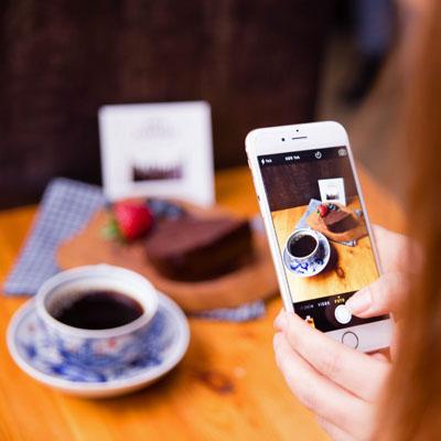 Sosyal ağlarda yemek fotoğrafları mı paylaşıyorsunuz?