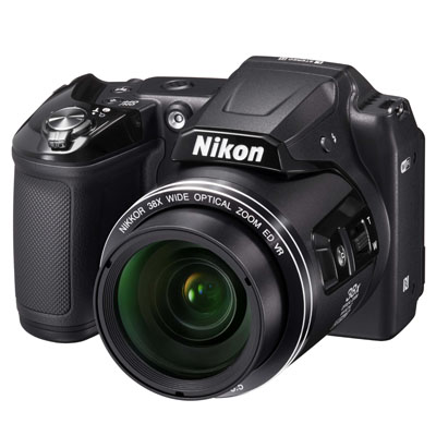 Nikon Coolpix P610, L840 ve L340