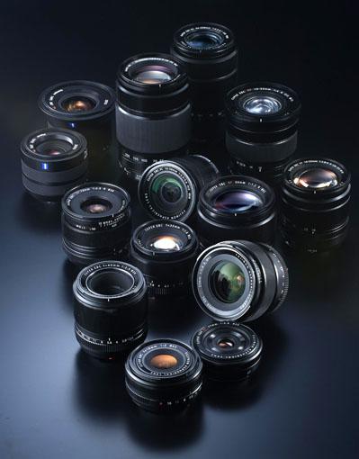 Fujifilm Objektifleri Uygulamalı Deneyin