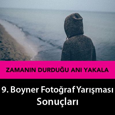 9. Boyner Fotoğraf Yarışması Sonuçları