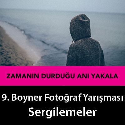9. Boyner Fotoğraf Yarışması Sergilemeler