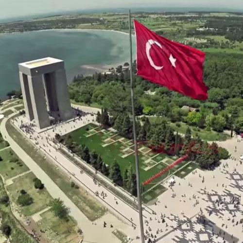 """""""Cennet Vatan Türkiye"""" Projesi"""