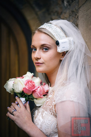 Sony 4K ActionCam for Brides