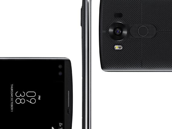 LG V10 ile videoya manuel mod