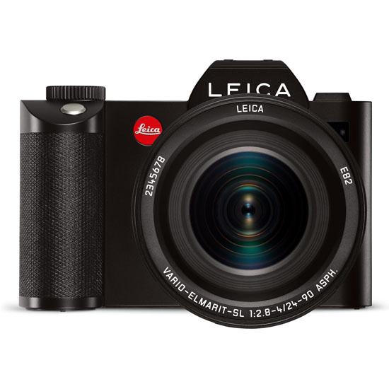 Leica'dan aynasız full frame: SL